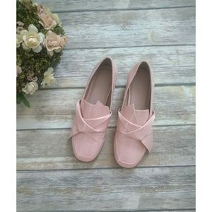ASOS Pink Loafers/Slip Ons
